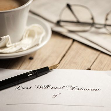 Estate Planning, Wills and Probate